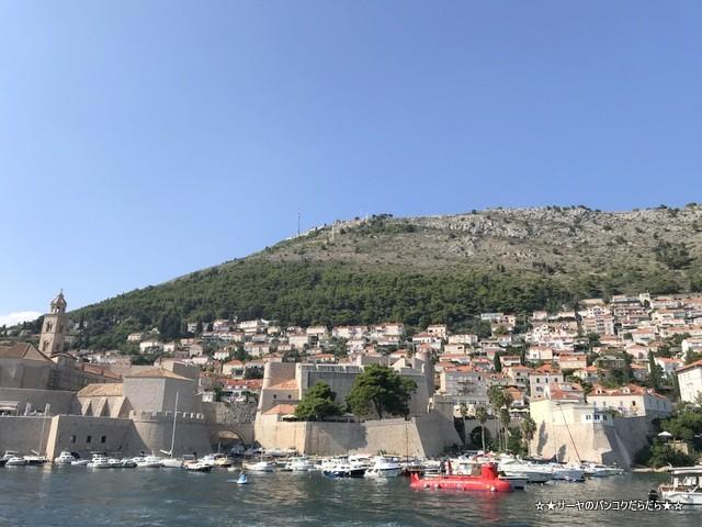 ドゥブロヴニククロアチア 景色 世界遺産 (42)