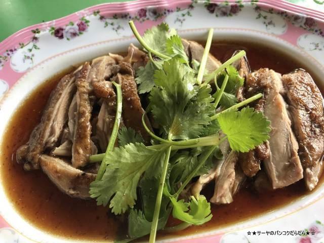 Nai Soon Charoen Nakhon チャルナコン 人気屋台 鴨肉 (4)