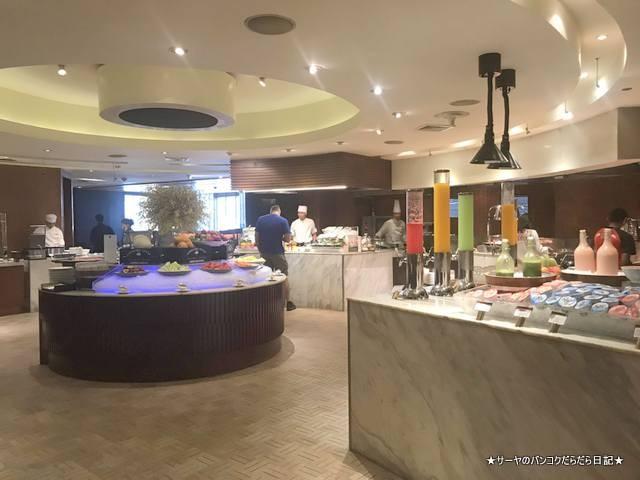 Conrad Bangkok コンラッド バンコク ホテル 朝食 (2)
