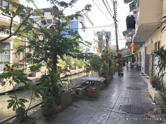 オールドシティ 風景 バンコク サヤ散歩 (3)
