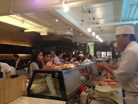 0503 honmono sushi bar 本物すし 8