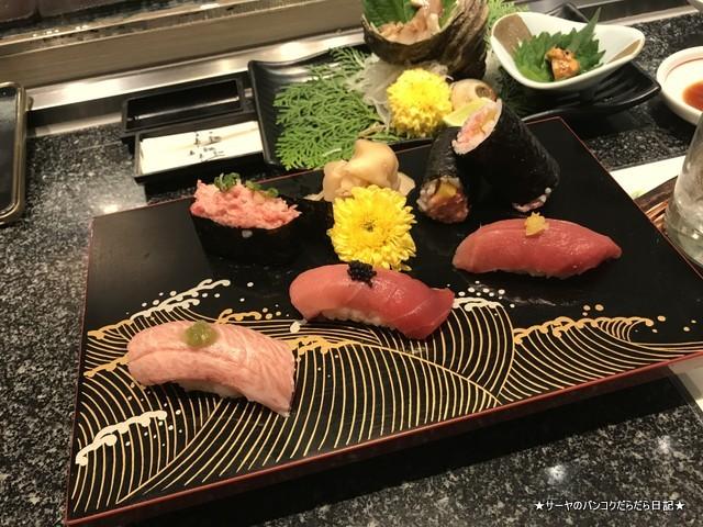 tsukiji bangkok taniya タニヤ 和食 高級 寿司