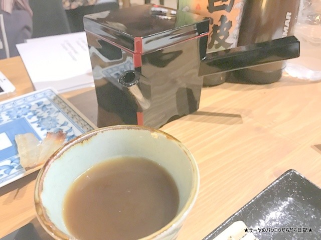 Sobakiri Gonoji  バンコク 蕎麦 (1)
