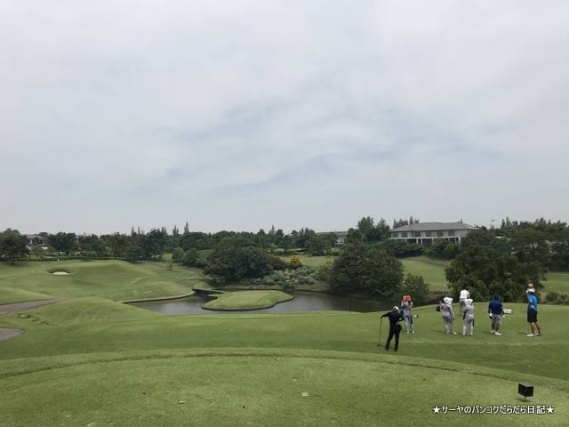 Riverdale Golf Club バンコク ゴルフ (7)