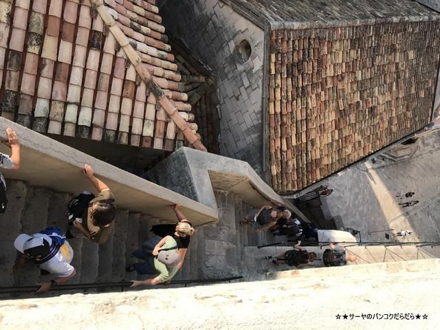 ドブロブニク城壁巡り wall Dubrovnik 魔女の宅急便 (6)