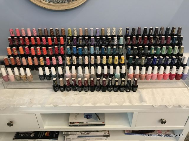 Pretty Cozy Nail Cottage ネイルサロン バンコク (10)