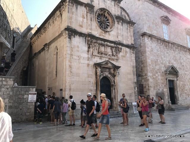 ドブロブニク城壁巡り wall Dubrovnik 魔女の宅急便 (4)