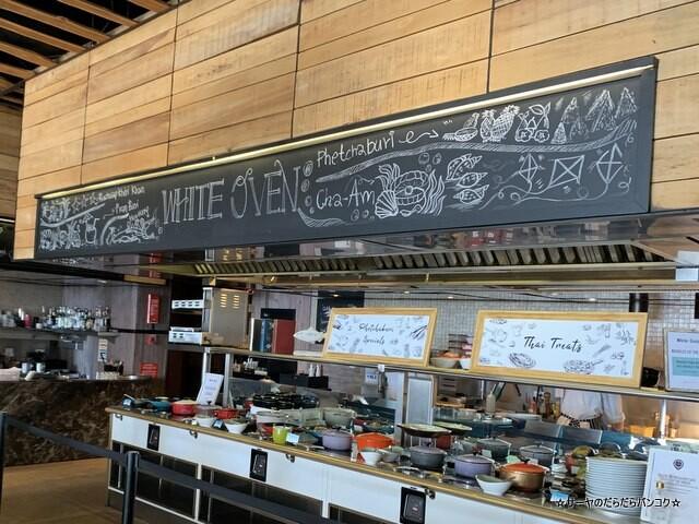 white oven so sofitel huahin 朝ごはん (2)