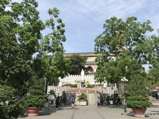 ニャチャン大聖堂  Nha Tho Nui nhatrang ベトナム (2)