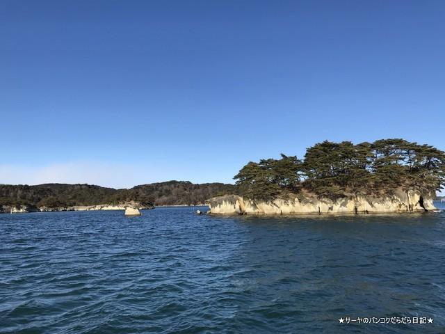 matsushima miyagi 松島クルーズ 芭蕉 東北旅行 (6)