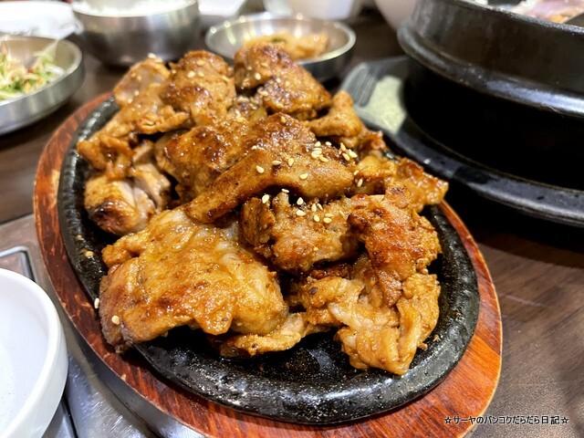 Dong E ドンイー 韓国料理 バンコク Korean Town (12)
