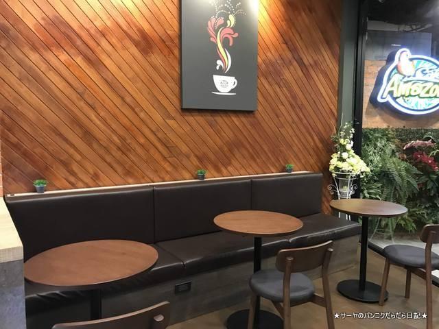 cafe amazon カフェアマゾン バンコク PTT (7)