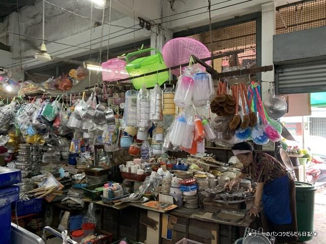 シラチャ朝市場 Muang Si Racha Food Market (2)