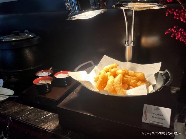 Okura Prestige BKK オークラ バンコク 朝食 (4)