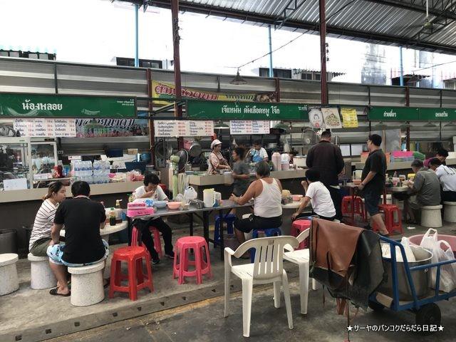 Sri Yan Market バンコクローカル 市場 DUSIT 旧市街 (3)