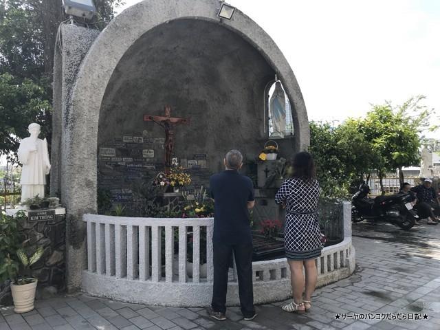 ニャチャン大聖堂  Nha Tho Nui nhatrang ベトナム (15)