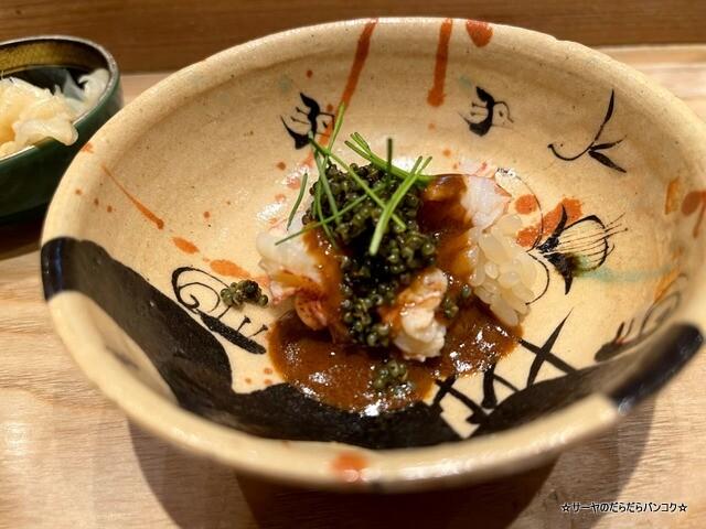 Sasada Omakase Restaurant さ々田 バンコク お任せ (26)