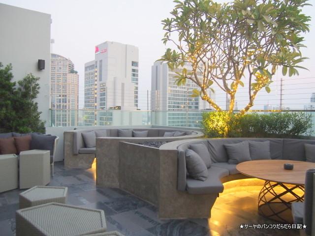 Novotel Bangkok Sukhumvit 20 バンコク rooftop ルーフトップ (4)