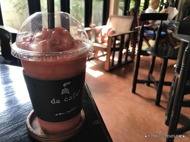 Baan Ongkharak Da cafe バンコク Dusit カフェ (7)
