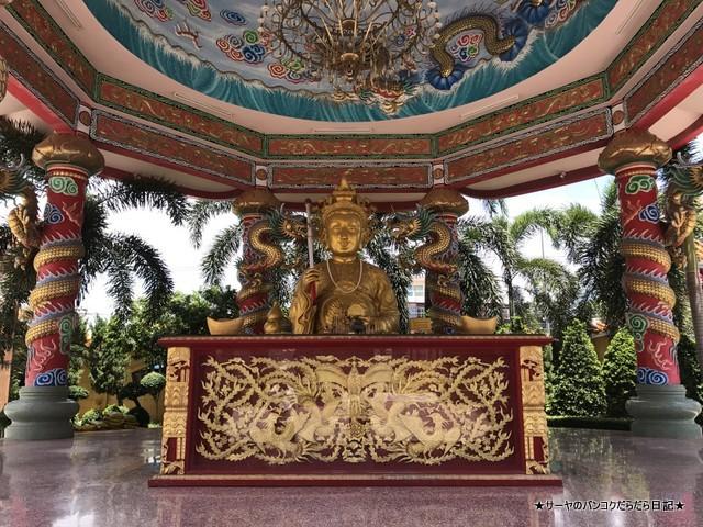 Wihan Thep Sathit Phra Ki Ti Chaloem 中華寺 アンシラ (4)
