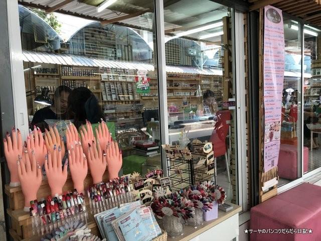 Klongsan Plaza バンコク ローカル 市場 トンブリー (4)