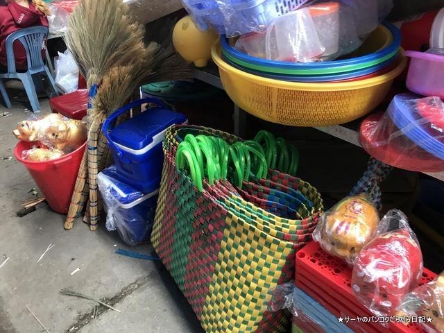 Vinh Hai Market ニャチャン 市場 買い物 (3)