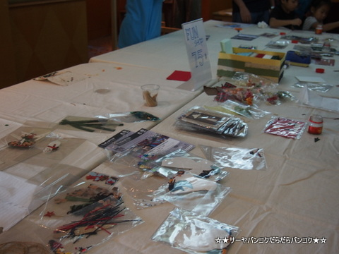 Thai Craft Fair タイクラフト サーヤ バンコク