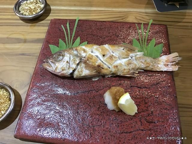 kitarou  喜多郎 寿し バンコク トンロー 美味しい (11)