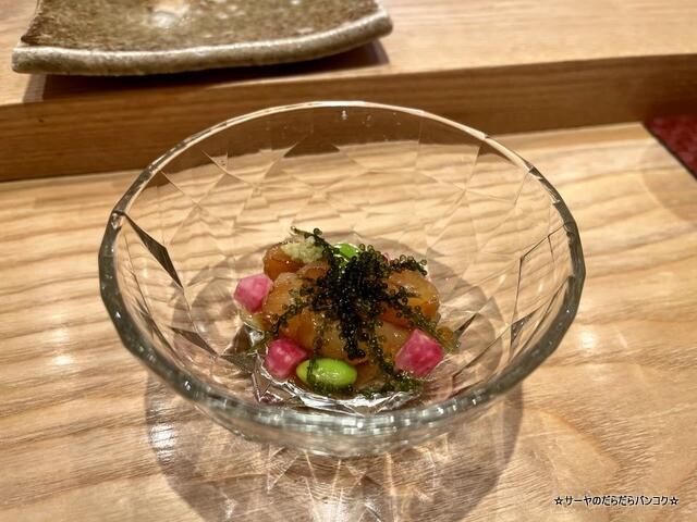 Sasada Omakase Restaurant さ々田 バンコク お任せ (5)