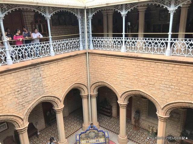 Bangalore Palace バンガロールパレス 宮殿 (12)