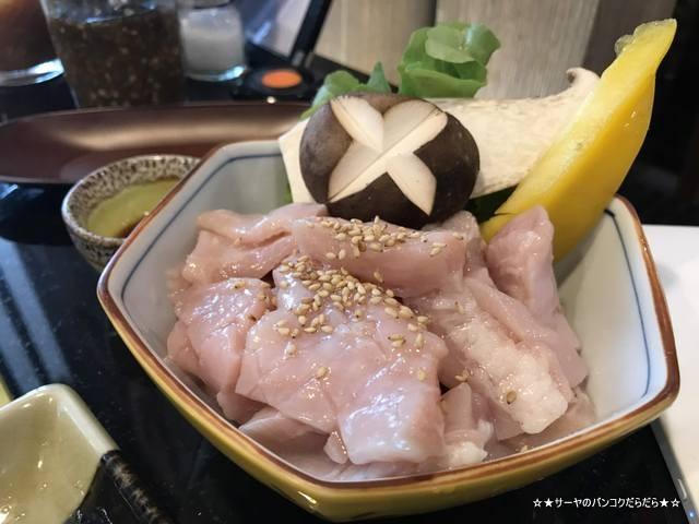 銀竜焼肉研究所 バンコク 焼き肉 日本料理 2019 (10)