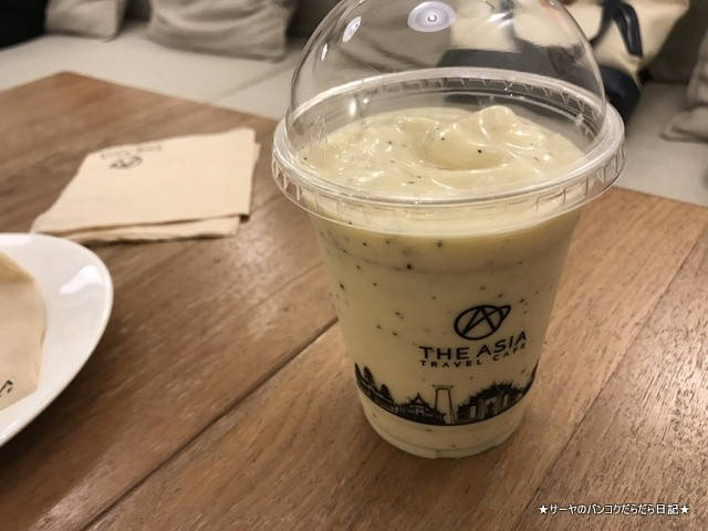 THE ASIA トンロー カフェ バンコク グルメ gourmet (9)