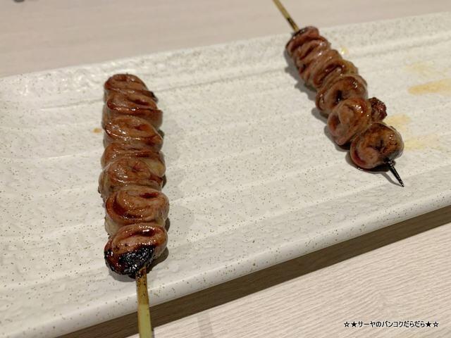 minamitei 南亭 焼き鳥 バンコク スリウォン タイ 和食 (9)