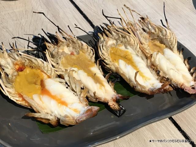 1919 Lhong rongsi seafood bangkok 海老