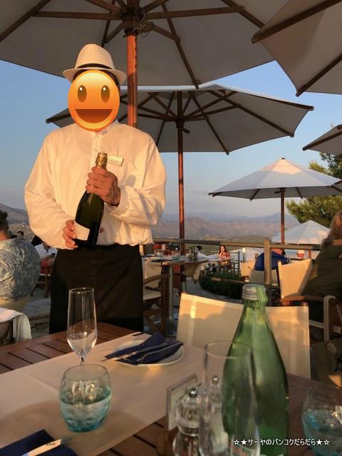 Restaurant Panorama ドゥブロヴニク クロアチア イケメン