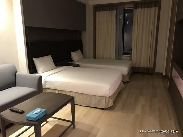 ジャスミン シティ ホテル Jasmine City Hote バンコク (11)