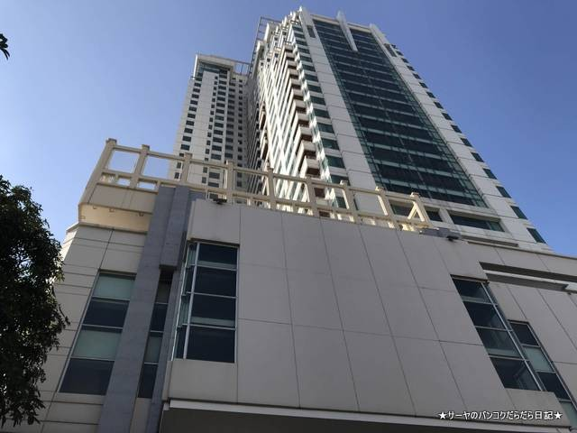 Jasmine Grande Residence バンコク ホテル (2)