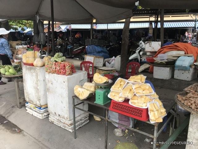 Vinh Hai Market ニャチャン 市場 買い物 (11)