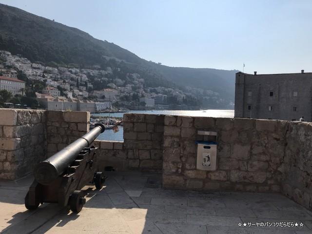 ドブロブニク城壁巡り wall Dubrovnik 魔女の宅急便 (17)