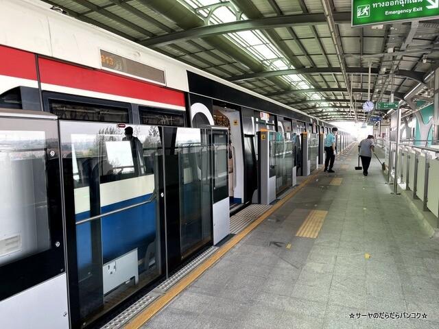 Khu Khot駅 クーコーット駅 bangkok (12)