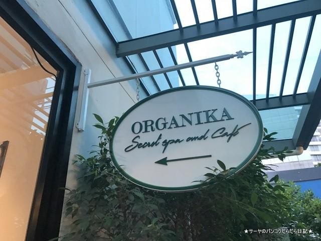 ORGANIKA HOUSE バンコク カフェ インスタ (2)