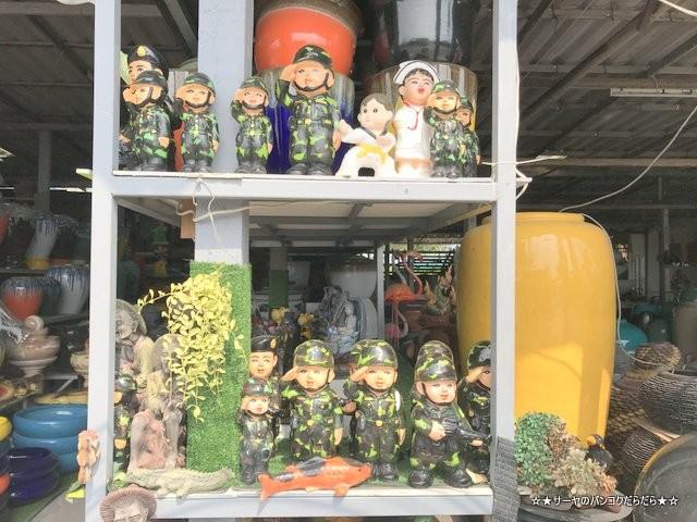園芸市場 ナコンナヨック Klong 15 Tree Market Rangsit (13)
