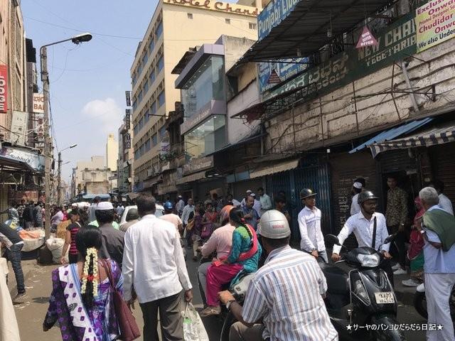 バンガロール KRマーケット 市場 インド (2)