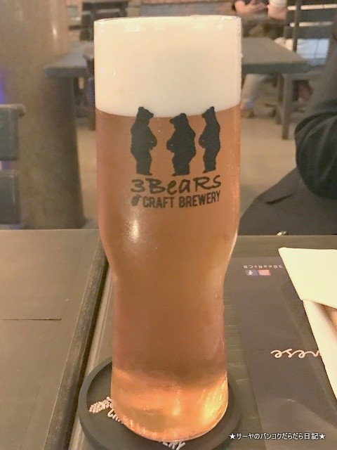 3 BeaRs Craft Brewery バンコク クラフト (3)