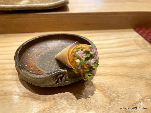 Sasada Omakase Restaurant さ々田 バンコク お任せ (7)