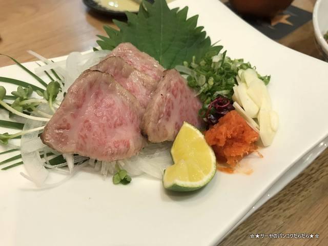 喜多郎寿し kitarosushi バンコク 和食 日本料理 (3)