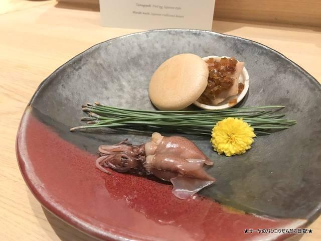 sushi ichizu 鮨いちづ 豪華 バンコク 美味 (10)