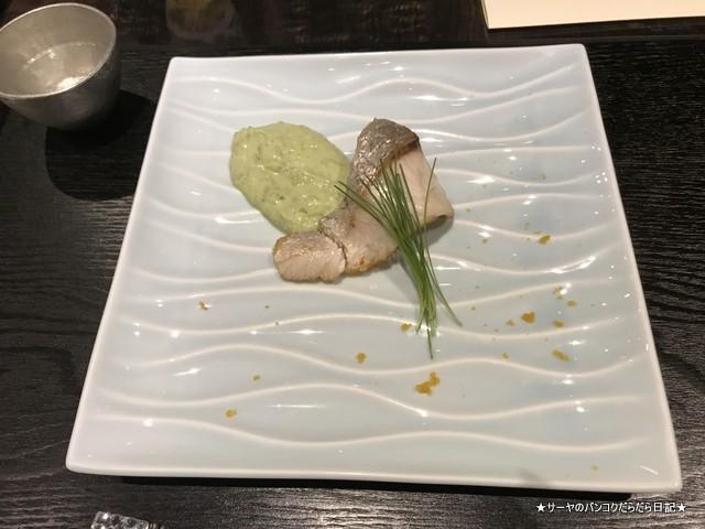 Katana Japanese Restaurant Bangkok バンコク 日本料理 刀 (4)