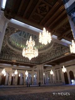カブース国王のグランドモスク 13