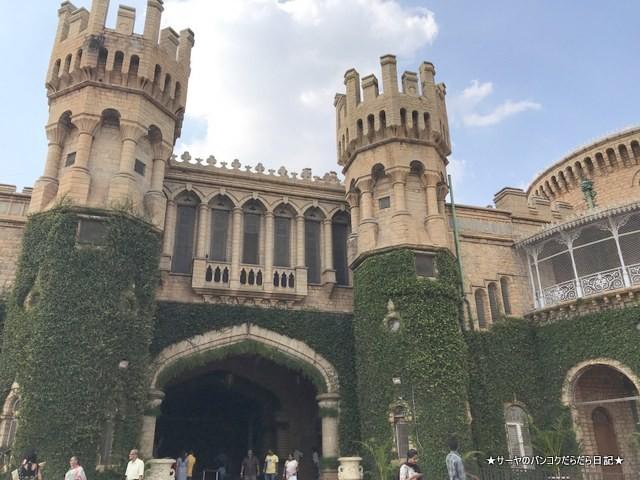 Bangalore Palace バンガロールパレス 宮殿 (2)